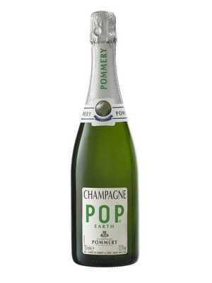 10. Pommery Pop Earth Champagne