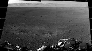 NASA Rover's New Red Planet Address: Yellowknife, Mars