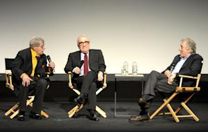 Jerry Lewis Heckles Robert De Niro, Martin Scorsese at Tribeca