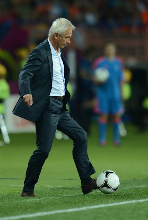 Dutch Headcoach Bert Van Marwijk&nbsp;&hellip;