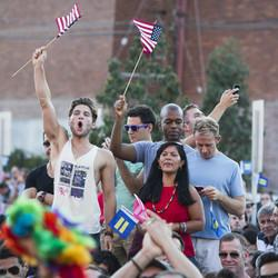 SCOTUS Rally Shows Marriage Equality Is Everyone's Fight