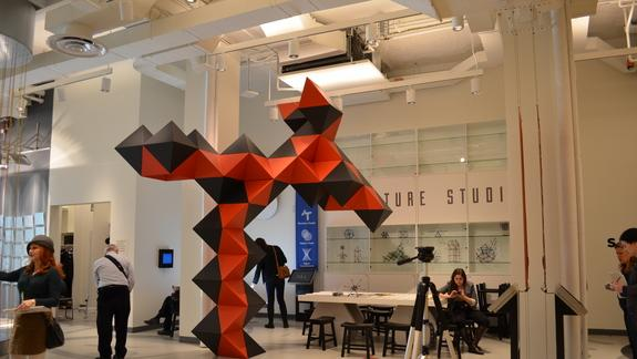 New Museum of Math Opens in New York