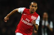 Walcott predicts &#39;intense&#39; clash against fourth-spot rivals Liverpool