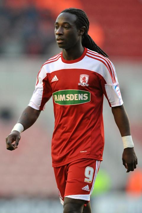 Marvin Emnes is fighting to be fit for the weekend for Middlesbrough