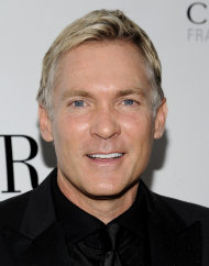 FILE - This May 21, 2012 file photo shows weatherman Sam Champion from &quot;Good Morning America&quot; attending the FiFi Fragrance Awards at Alice Tully Hall in New York. ABC News says Champion and his boyfriend, Rubem Robierb, are engaged to be married later this year. Champion tweeted Friday that he&#39;s never been happier to share a bit of personal news. Champion and Robierb met through mutual friends in Miami, where Robierb lives, according to ABC. Born in Brazil, Robierb is a fine-arts photographer who shows his work in Miami, Atlanta, Santa Monica and New York. (AP Photo/Evan Agostini, file)