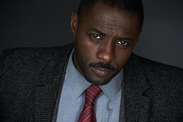 "Idris Elba stars as Detective Chief Inspector John Luther on ""Luther."""