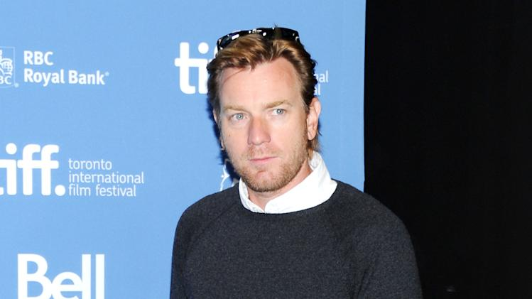 "FILE - This Sept. 10, 2013 file photo shows actor Ewan McGregor at the press conference for ""August: Osage County"" at the 2013 Toronto International Film Festival in Toronto. McGregor will make his Broadway debut next year in a revival of Tom Stoppard's ""The Real Thing."" Roundabout Theatre Company said Thursday McGregor will play the unhappily married Henry in the play under the direction of Sam Gold. Previews begin next October at the American Airlines Theatre. (Photo by Evan Agostini/Invision/AP, File)"