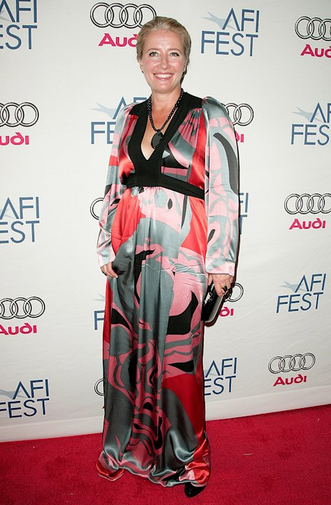 AFI Film Festival 2008 Emma Thompson Last Chance Harvey