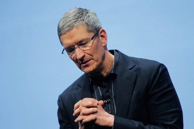 Tim Cook, Apple's New Chief …