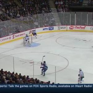 Evander Kane Hit on Kevin Shattenkirk (03:18/1st)