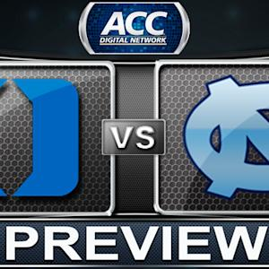 Preview | Duke vs North Carolina | ACC Digital Network