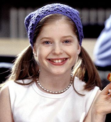 Zena Grey as Megan in Disney's Max Keeble's Big Move