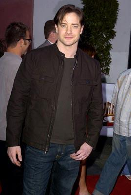 Brendan Fraser at the L.A. premiere of Universal Pictures' Van Helsing