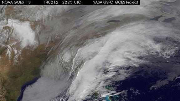 Why Is It So Hard To Forecast Winter Storms?