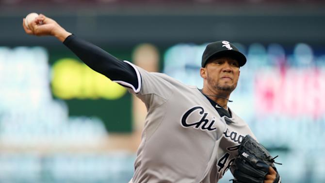 Noesi, Eaton lead White Sox past Twins, 5-2
