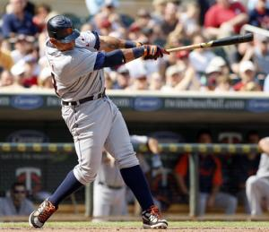 Cabrera's homer gives Tigers sweep, 4-3 over Twins