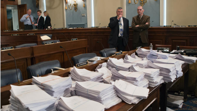 House's rejection of farm bill leaves few options