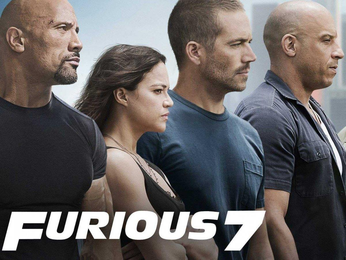 'Furious 7′ Crosses $1B Overseas; Passes 'T4′ In China As Top-Grossing Film Ever