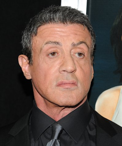 Actor Sylvester Stallone attends the &quot;Bullet To The Head&quot; premiere at AMC Lincoln Square on Tuesday, Jan. 29, 2013 in New York. (Photo by Evan Agostini/Invision/AP)