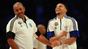 Can Steph Curry Beat His Dad Dell In a Game Of H.O.R.S.E.?