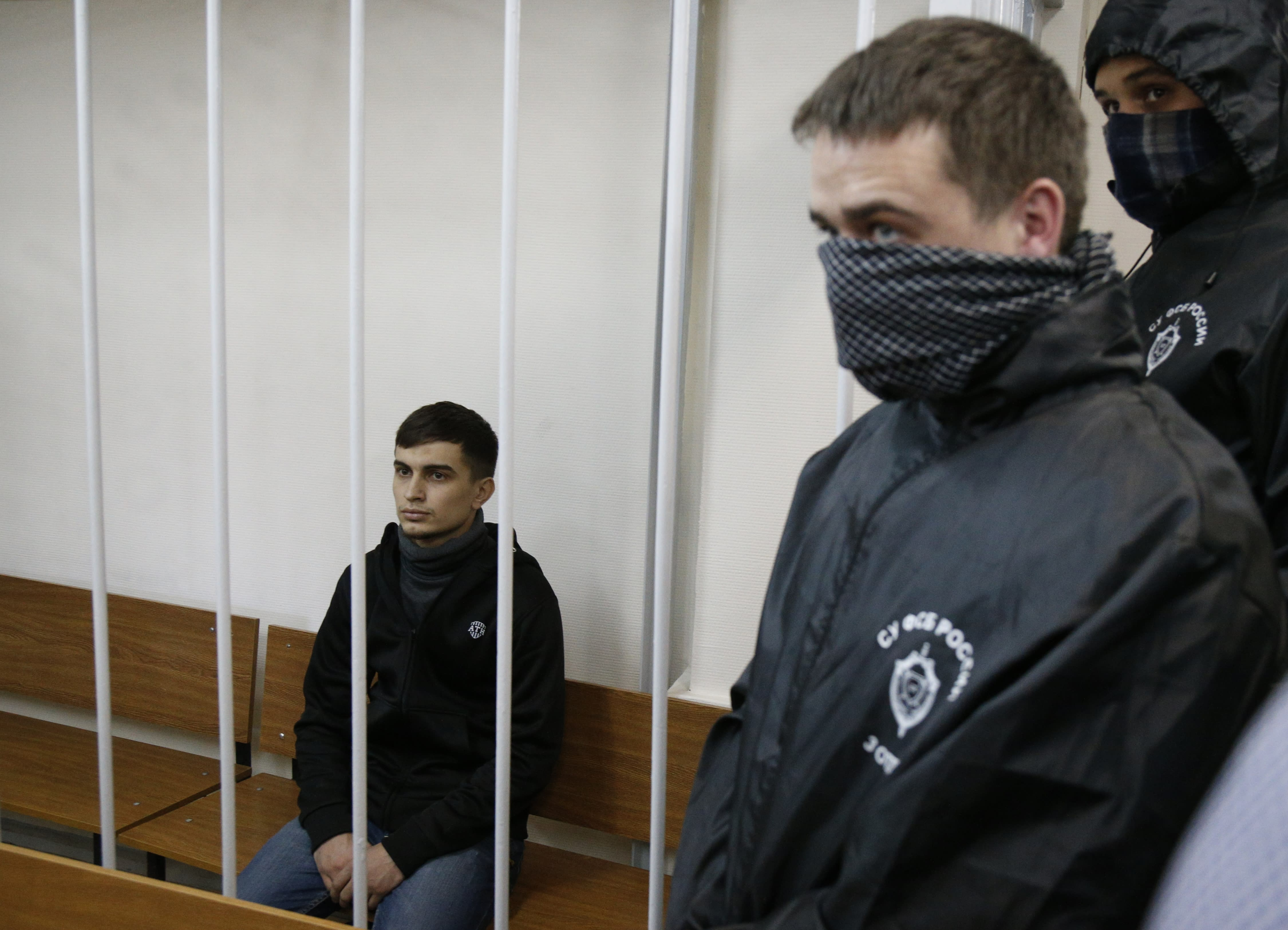 Russia says thwarted Moscow terror attack planned by 12