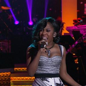 Sevyn Streeter Performs 'It Won't Stop'