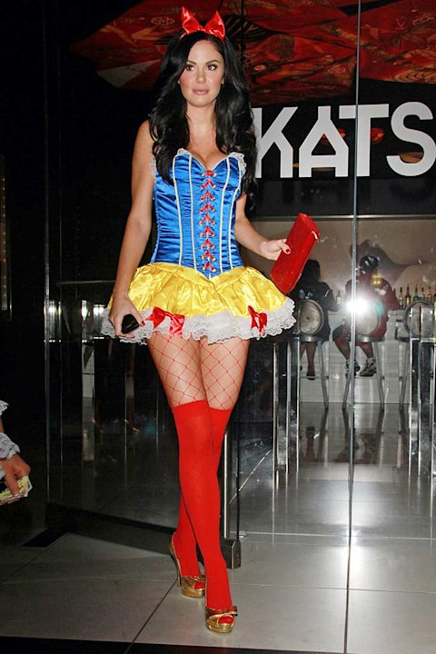 Jayde Nicole Halloween