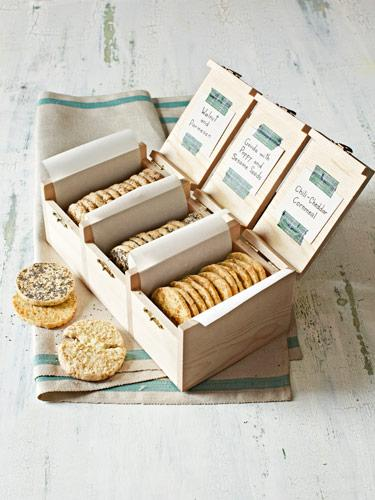 Savory Cracker Sampler