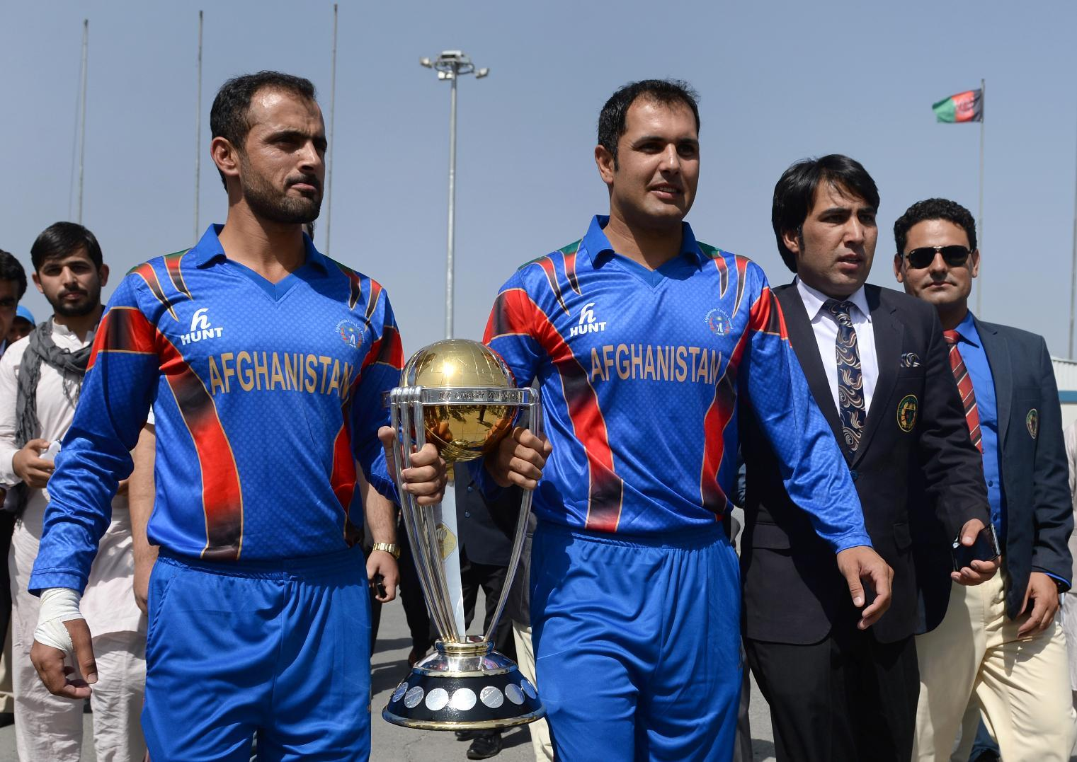 Afghanistan look to repeat Ireland shock factor at ICC World Cup