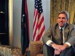 Christopher Stevens, the U.S. ambassador to Libya, smiles at his home in Tripoli