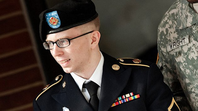 Bradley Manning Speaks Publicly for First Time (ABC News)
