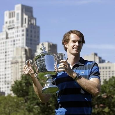 Andy Murray receives rousing welcome in hometown The Associated Press Getty Images