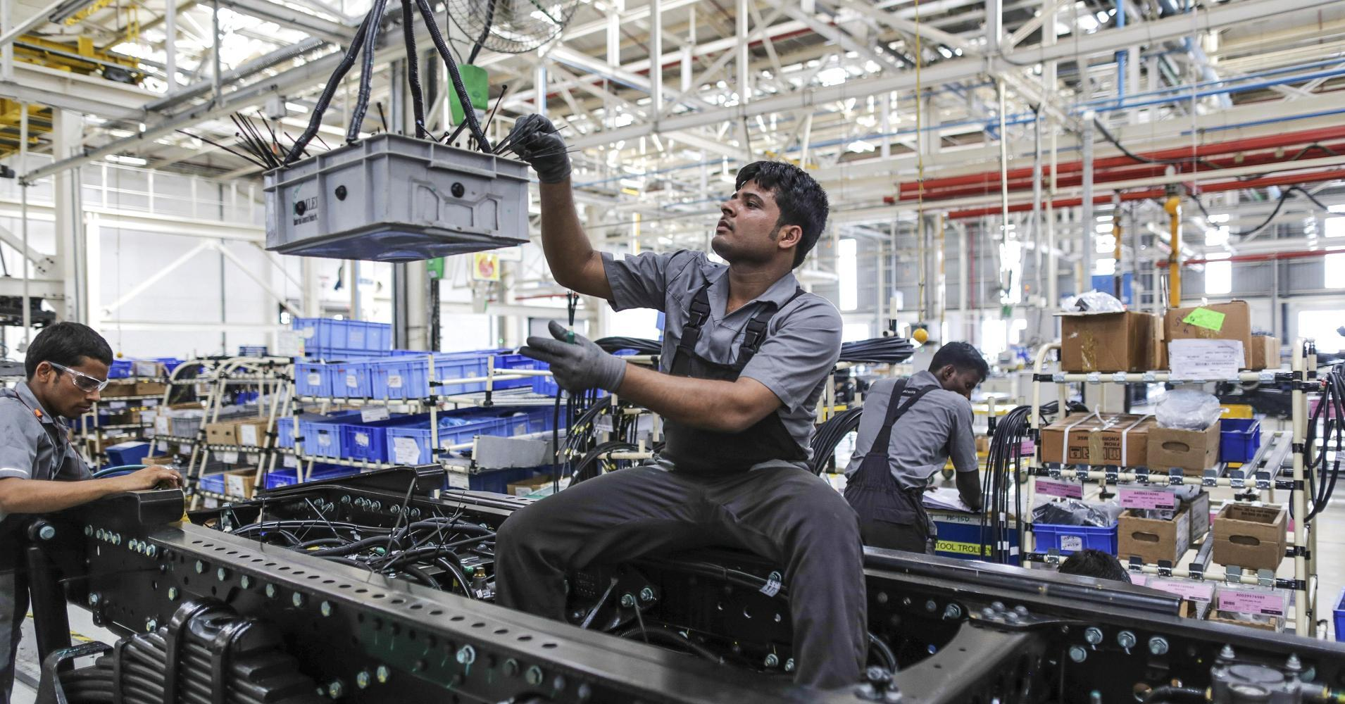 India's growth trumps China, but data questioned