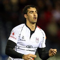Ruan Pienaar put in another solid performance for Ulster
