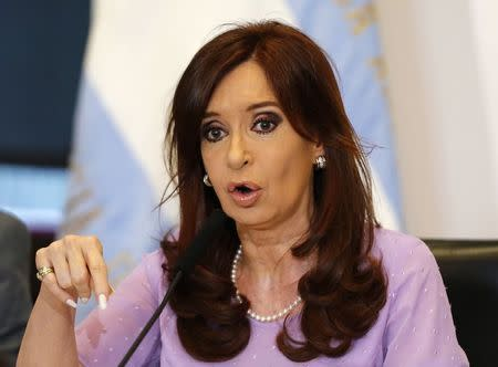 Argentina to purge disloyal spies from intelligence agency: sources