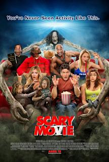 Poster of Scary Movie V