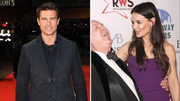 Tom Cruise / Katie Holmes -- Getty Images