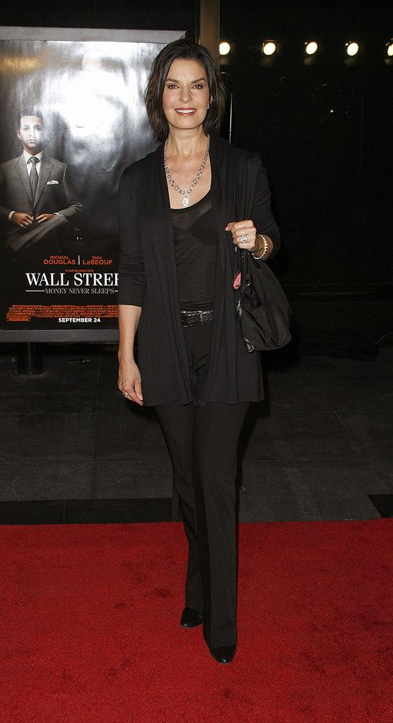 Wall Street Money Never Sleeps NYC Premiere 2010 Sela Ward