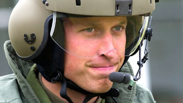 Prince William&#39;s Daring Rescue Effort (ABC News)