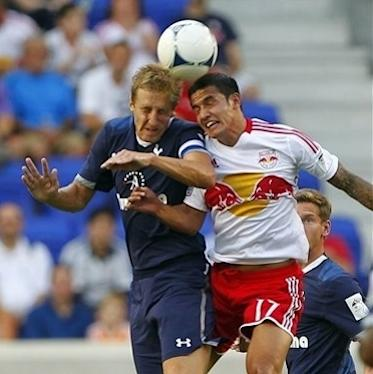 EPL club Tottenham beats Red Bulls 2-1 in friendly The Associated Press Getty Images Getty Images