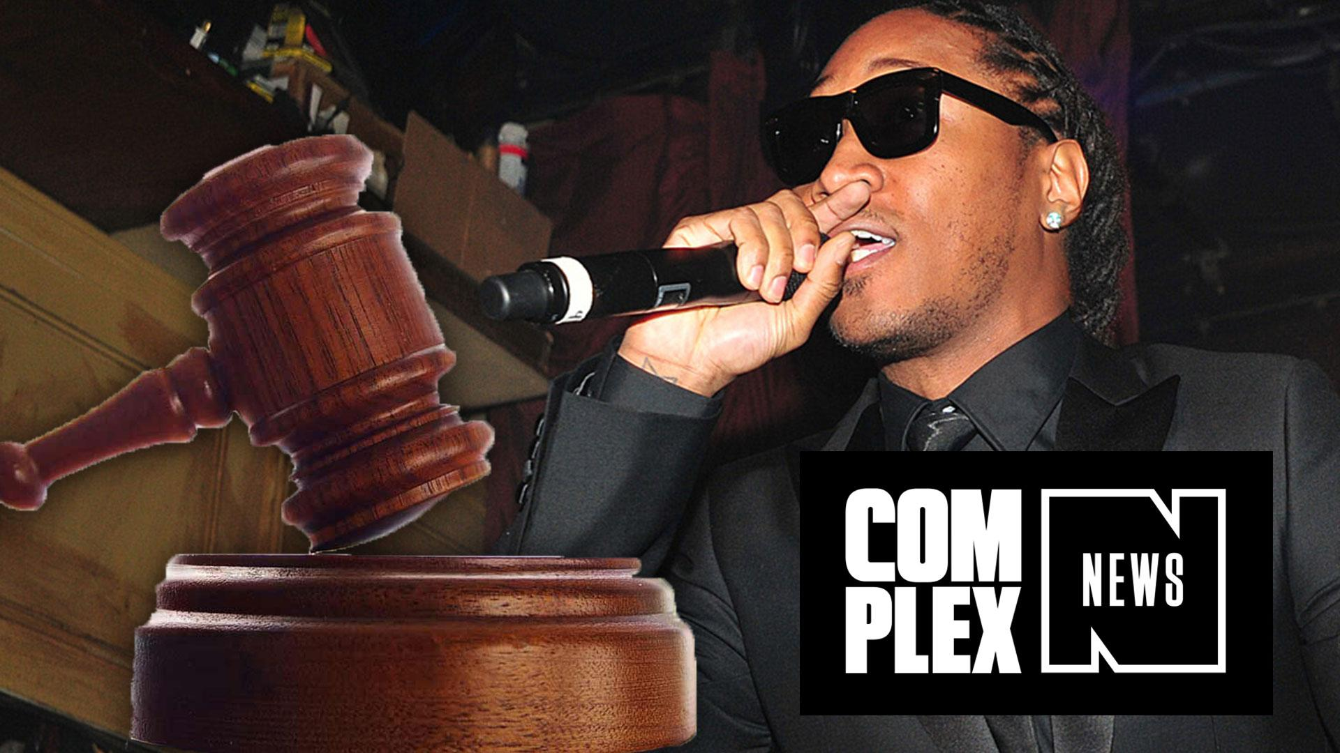 Future Might've F*cked Up Some Commas Over Missing a Concert