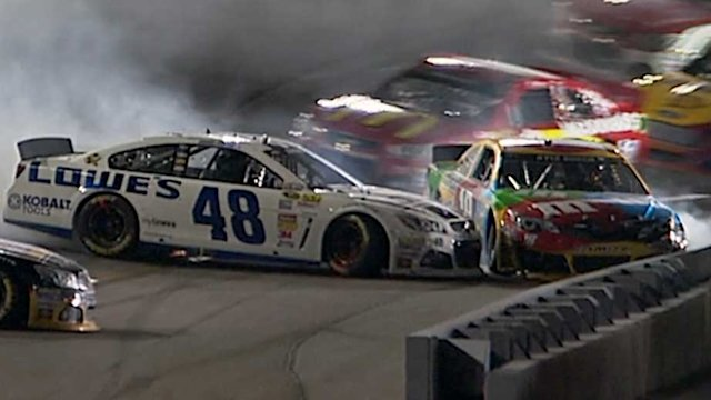 5-hour Energy Craziest Moment from the Track: Toyota Owners 400