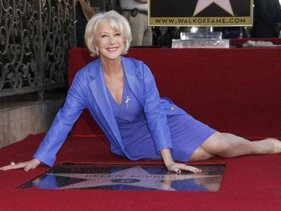 A Star for Helen Mirren
