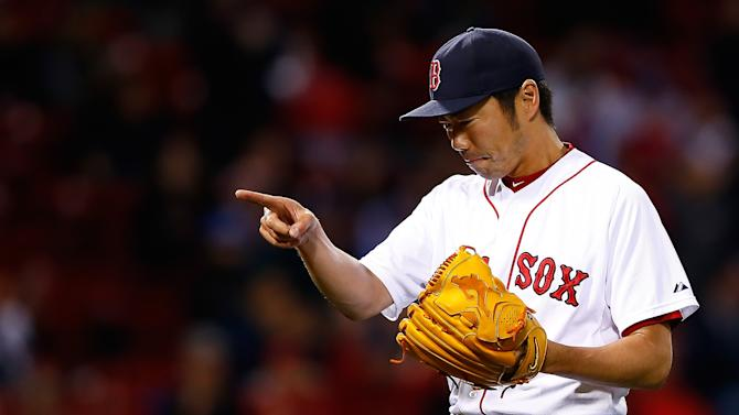 Koji Uehara, Red Sox agree to new two-year contract worth $18 m…