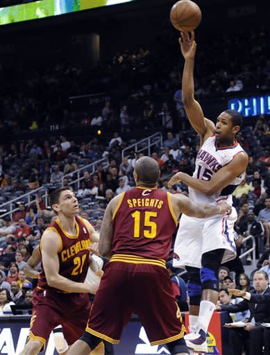 Hawks hand Cavaliers ninth straight loss