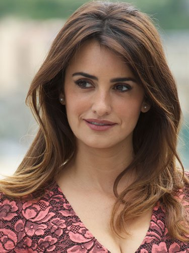 Medium-length: Penelope Cruz