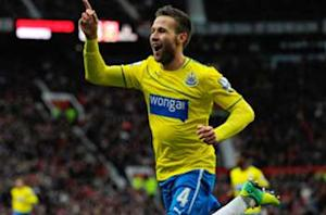 Cabaye could get 'lost' at another club, warns Pardew