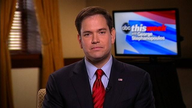 Marco Rubio: Immigration Bill Doesn't 'Give' Anything Away