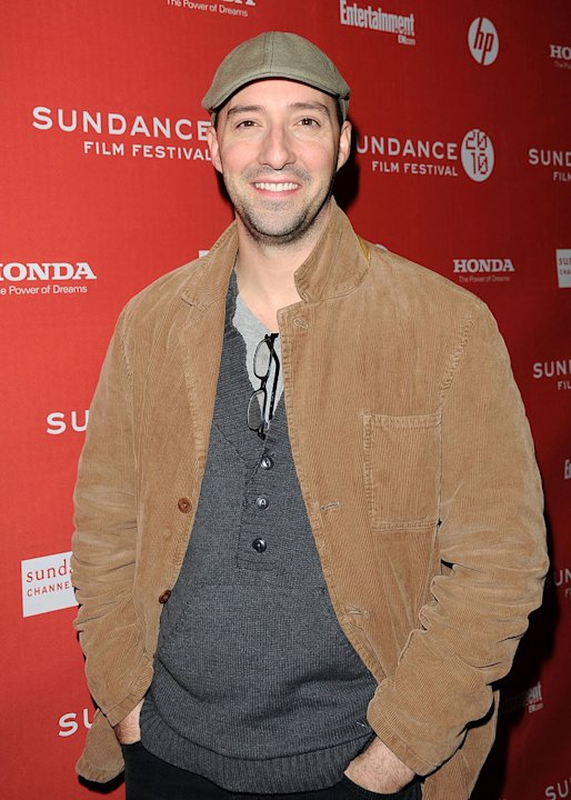 Tony Hale attends the &quot;happythankyoumoreplease&quot; Premiere at Eccles Center Theatre during the 2010 Sundance Film Festival on January 22, 2010 in Park City, Utah. 