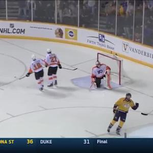 Philadelphia Flyers at Nashville Predators - 12/27/2014
